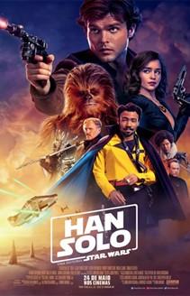 Han Solo - Uma História Star Wars 3D