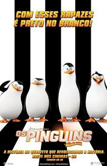 Os Pinguins de Madagascar 3D