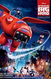 Operação Big Hero 3D
