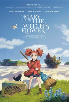 Anime Night - Mary and The Witch's Flower
