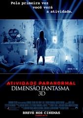 Atividade Paranormal 5: Dimensão Fantasma