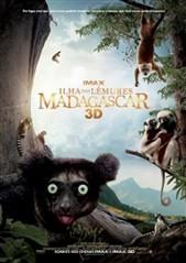 Ilha dos Lêmures: Madagascar 3D