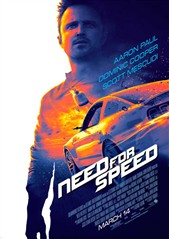 Need For Speed - O Filme 3D