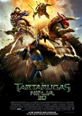 As Tartarugas Ninja 3D