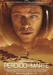 Perdido em Marte 3D