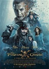 Piratas do Caribe - A Vingança de Salazar